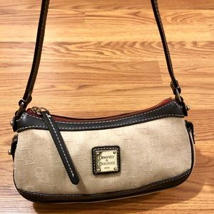 Dooney & Bourke Mini Canvas Shoulder Bag